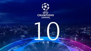 10 گل برتر لیگ قهرمانان اروپا 2019/20