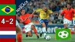 بازی خاظره انگیز برزیل - هلند 1998
