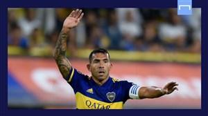 گلزنی کارلوس توز و تقدیم آن به مارادونا
