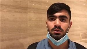 مهربان: شرمنده هواداران و مردم ایران شدیم