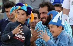 حامد حدادی : طرفدار تیم استقلال هستم