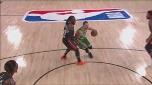 خلاصه بسکتبال میامی هیت - بوستون سلتیکس (گزارش اختصاصی)