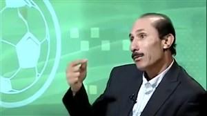 گفتگوی خاطرهانگیز و جذاب ابراهیم تهامی در برنامه نود
