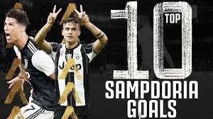 10 گل برتر یوونتوس مقابل سمپدوریا