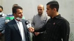 اولین گفتوگو با حسن رنگرز بعد از تصدی مدیریت ورزش مازندران