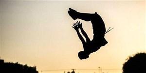 قهرمانی پارکورکار جوان ایران در رقابتهای جهانی