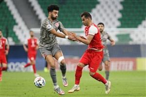 لیگ قهرمانان آسیا | شکست پرسپولیس برابر الدحیل با یک پنالتی مشکوک + گل بازی