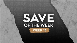 سیوهای برتر هفته 13 لیگ امریکا