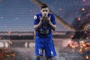 ماموریت قایدی؛ آتش زدن استادیوم جام جهانی!(عکس)