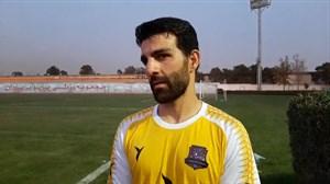 شاه علیدوست: قصد داشتم در سایپا از فوتبال خداحافظی کنم