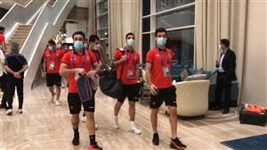 بازیکنان پرسپولیس آماده جدال برابر الشارجه شدند