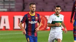خرید جدید بارسلونا مصدوم شد