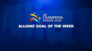 نامزدهای بهترین گل هفته لیگ قهرمانان آسیا