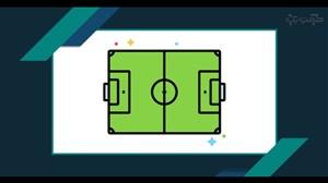 نگاهی دوباره به زمین فوتبال؛ این خطکشی ها از کجا آمد؟