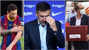 بارسلونا انبار باروت؛ این بدترین شروع تاریخ است
