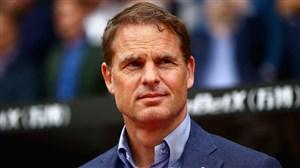 رسمی؛ فرانک دی بوئر از تیم هلند استعفا داد