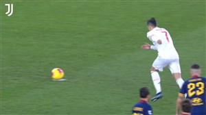 5 گل برتر یوونتوس برابر آ اس رم در ورزشگاه المپیکو