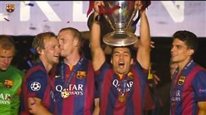 برترین لحظات لوئیس سوارز در بارسلونا