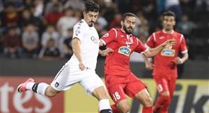 پیش بازی بازی پرسپولیس - السد در لیگ قهرمانان