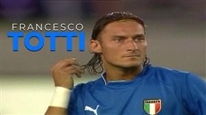 برترین لحظات توتی در تیم ملی ایتالیا
