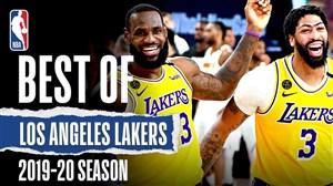 برترین لحظات لسآنجلس لیکرز در فصل NBA 2019/20