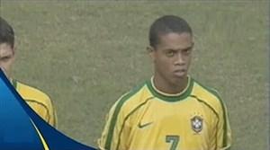 درخشش ستاره های بزرگ فوتبال در سن زیر 20 سال