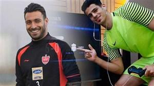 خاطره جالب نیازمند از فیفا بازی کردن با شجاع خلیل زاده در قطر