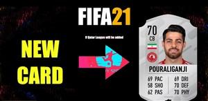 بیست بازیکن ایرانی برتر در فیفا 21