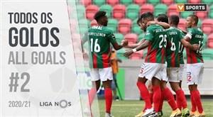 تمام گل های هفته دوم لیگ پرتغال 20-2019