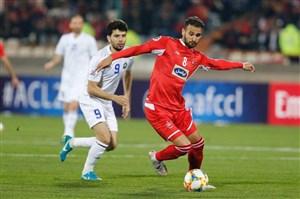 پرسپولیس-پاختاکور ؛ یک چهارم نهایی لیگ قهرمانان