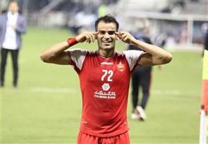 پرسپولیس - النصر; نیمه نهایی لیگ قهرمانان آسیا