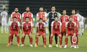 پرسپولیس یک قدم تا فینال لیگ قهرمانان آسیا