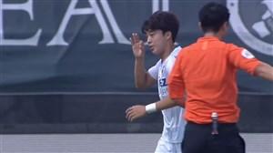 تمامی گلهای هفته بیست و سوم لیگ کره جنوبی