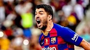 لحظات به یادماندنی لوئیس سوارز در باشگاه بارسلونا