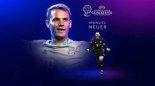 مانوئل نویر برترین دروازهبان لیگ قهرمانان اروپا 2019/20