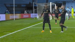 گل اول بارسلونا به سلتاویگو توسط آنسو فاتی