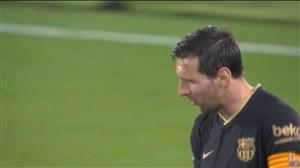 گل دوم بارسلونا به سلتاویگو (گل به خودی اولازا)