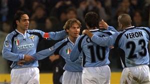برترین گلهای لاتزیو در لیگ قهرمانان اروپا