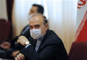 افتتاح چند طرح ورزشی در زنجان با حضور وزیر ورزش