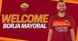 خوش آمدگویی باشگاه آاس رم به بورخا مایورال