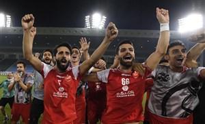 برتری پرسپولیس مقابل دلارهای النصر و نا عدالتی AFC