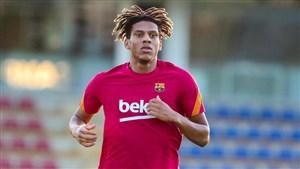 بنفیکا بازیکن قرضی بارسلونا را پس فرستاد