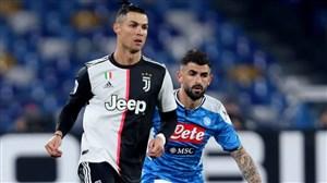 تمام گل های سری آ ایتالیا در هفته سوم مسابقات