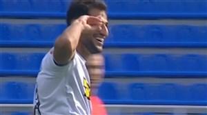 گلزنی شهاب زاهدی در لیگ اوکراین به اولکساندرا