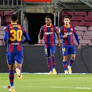 تفاوت بزرگ بارسلونای کومان با بارسای 8-2 تاریخی