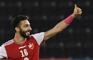 عبدی، زننده بهترین گل های لیگ قهرمانان آسیا