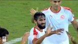 گل اول العربی به امصلال توسط محمدی در دقیقه 10
