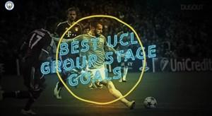 برترین گلهای منچسترسیتی در مرحله گروهی لیگ قهرمانان