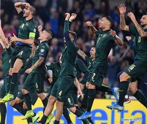 5 گل برتر ایتالیا مقابل مولداوی