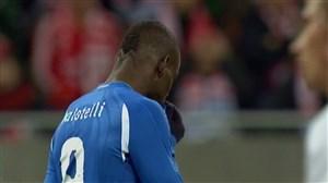 5 گل خاطره انگیز ایتالیا مقابل لهستان